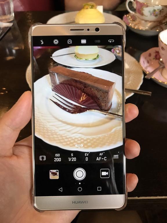 Mate 9 Pro カメラモード