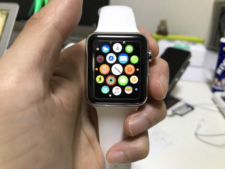 初代 apple watch