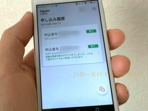 Rakuten-mini交換品 eSIMをアクティベーション16